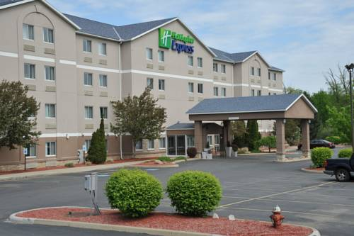 Holiday Inn Express & Suites Ashland Cover Picture