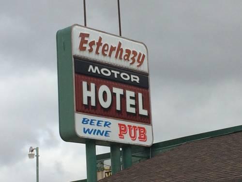Esterhazy Motor Hotel Cover Picture