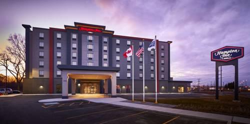 Hampton Inn by Hilton Sarnia/Point Edward Cover Picture