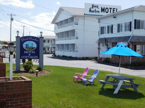 York Harbor Motel and Cottages Cover Picture