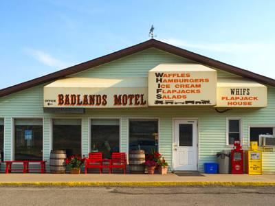 Badlands Motel Cover Picture