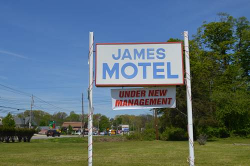 James Motel Cover Picture