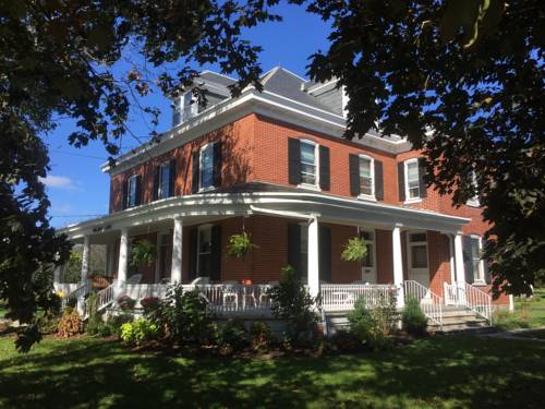 Walnut Lawn Bed and Breakfast Cover Picture