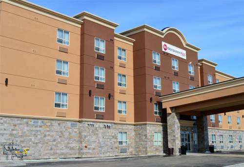 Best Western Plus Kindersley Hotel Cover Picture