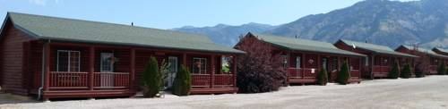 Wolf Den Log Cabins and RV Park Cover Picture