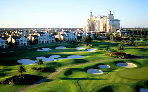 Orlando Disney Area - Reunion Resort Cover Picture
