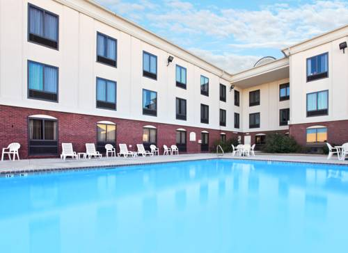 Holiday Inn Express & Suites Pine Bluff/Pines Mall Cover Picture