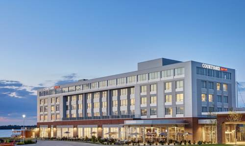 Courtyard by Marriott Erie Bayfront Cover Picture