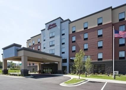 Hampton Inn & Suites Minneapolis West/ Minnetonka Cover Picture