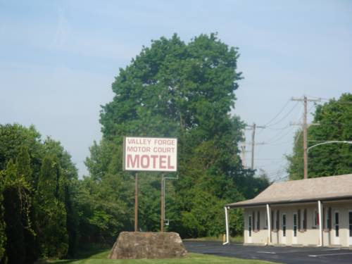 Valley Forge Motor Court Motel Cover Picture