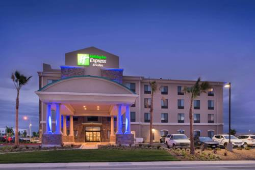 Holiday Inn Express Bakersfield Airport Cover Picture