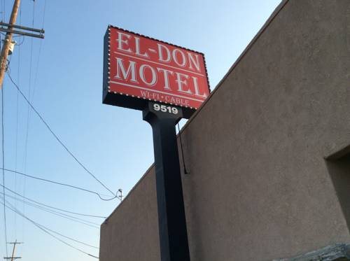 El Don Motel Cover Picture