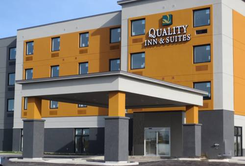 Quality Inn & Suites Kingston Cover Picture