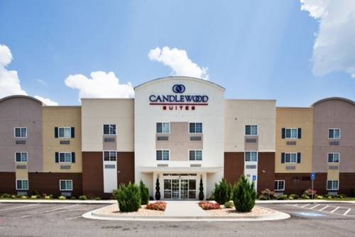 Candlewood Suites Casper Cover Picture