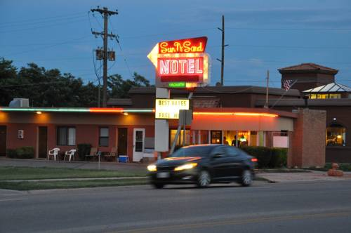 Sun -N- Sand Motel Cover Picture