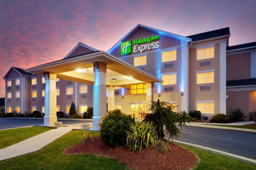 Holiday Inn Express & Suites Gibson Cover Picture