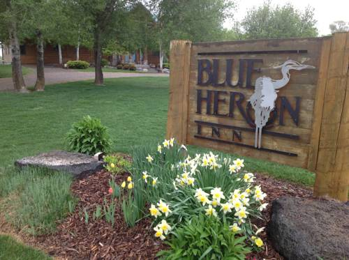 Blue Heron Inn Bed and Breakfast Cover Picture
