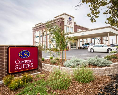 Comfort Suites Woodland - Sacramento Airport Cover Picture