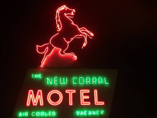 New Corral Motel Cover Picture