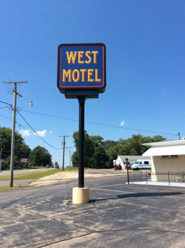 West Motel Cover Picture