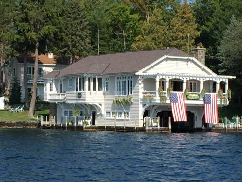 Lake George Boathouse Bed & Breakfast Cover Picture