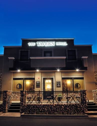 The Tavern Hotel Cover Picture