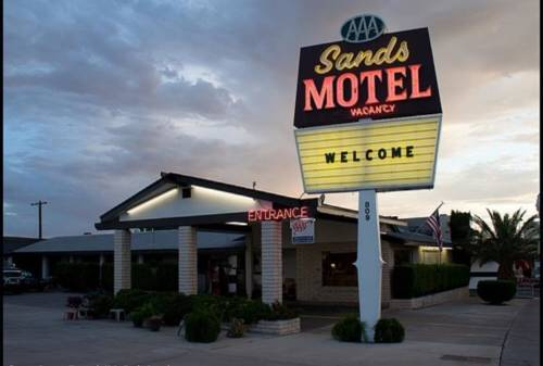 The Sands Motel Cover Picture