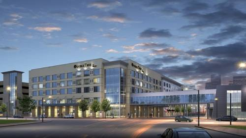 DoubleTree by Hilton Evansville Cover Picture