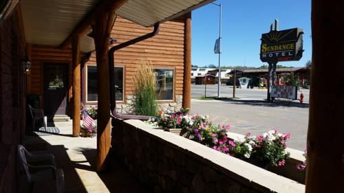 Sundance Motel Cover Picture