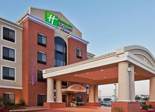 Holiday Inn Express & Suites Great Bend Cover Picture
