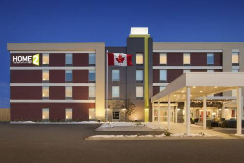 Home2 Suites by Hilton Fort St. John Cover Picture
