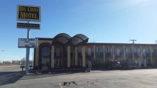 Big Chief Motel Cover Picture