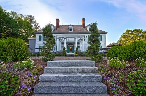 Windsor Mansion Inn Cover Picture