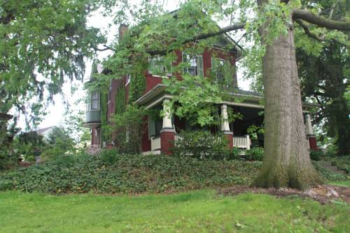 Amanda Gish House Bed & Breakfast Cover Picture