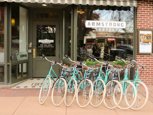 The Armstrong Hotel Cover Picture