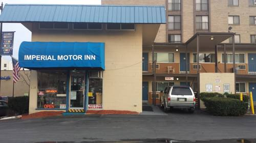 Imperial Motor Inn Cover Picture