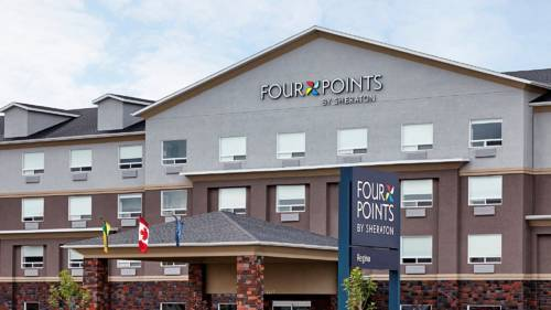 Four Points by Sheraton Regina Cover Picture