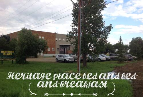 Heritage Place B&B Cover Picture