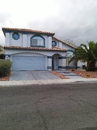 Las Vegas Four-Bedroom House Cover Picture