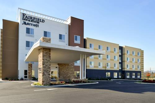 Fairfield Inn & Suites by Marriott Martinsburg Cover Picture