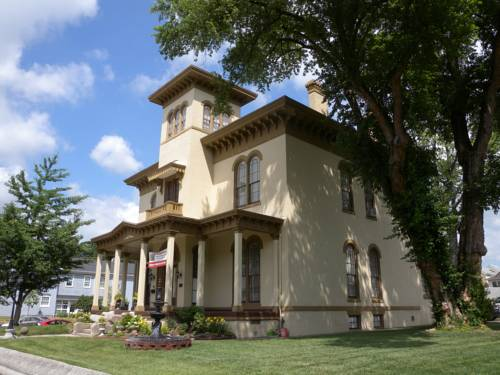 The Pepin Mansion Bed & Breakfast Cover Picture