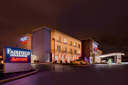 Fairfield Inn & Suites by Marriott Utica Cover Picture