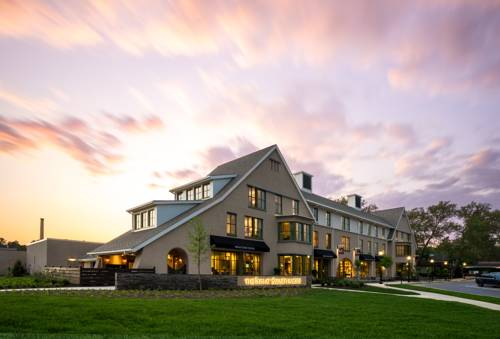 The Inn At Swarthmore Cover Picture