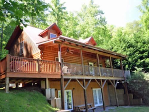 Rising Ridge Cabin Cover Picture