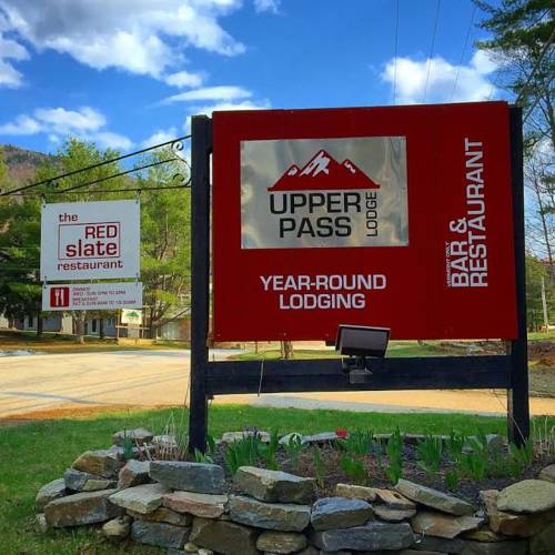 The Upper Pass Lodge Cover Picture