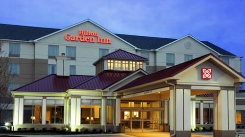Hilton Garden Inn Wallingford/Meriden Cover Picture