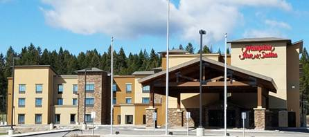 Hampton Inn & Suites Whitefish Cover Picture