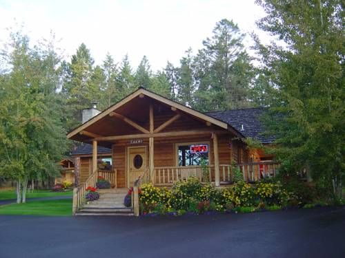 Somers Bay Log Cabin Lodging Cover Picture