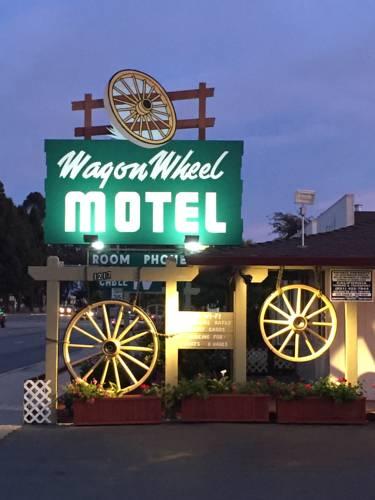 Wagon Wheel Motel Cover Picture