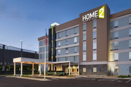 Home 2 Suites by Hilton Roseville Minneapolis Cover Picture